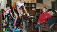 Hafren Cycling club keeps juniors moving amid pandemic