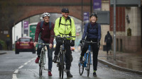 Government action urgently needed to hit walking and cycling targets