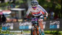 Second for Richards in Under-23 race at Albstadt Mountain Bike World Cup