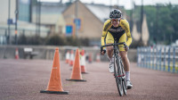 George holds early British Cycling Youth Circuit Series lead as third round gets underway in Morecambe
