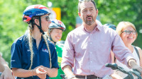 "New investment a ""step in the right direction"", says Boardman"