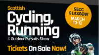 Scottish Cycling to attend Scottish Cycling Running and Outdoor Pursuit Show
