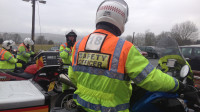 Become a CSAS Marshal with Welsh Cycling
