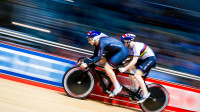 James Ball and Pete Mitchell named to represent GB at UCI Para-Cycling Track World Championships