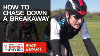 How to chase down a breakaway - Racesmart