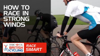 How to race in strong winds - Race Smart