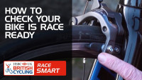 How to check your bike is race ready - Race Smart