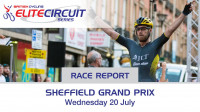 Chris Lawless wins Sheffield Grand Prix