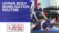 Upper body mobilisation routine