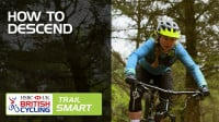 How to descend when mountain biking - Trail Smart