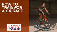 How to train for a cyclo-cross race