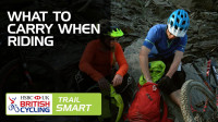 What to carry when mountain biking - Trail Smart