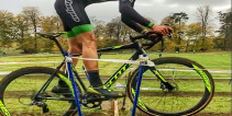 James, James and Hoskins light the fuse at the Gunpowder Classic in Swansea Cyclocross