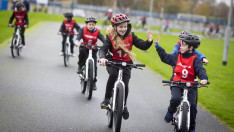 Go Ride Wales Holiday Activities for Summer 2016