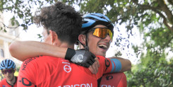 Bibby powers to Lancaster GB victory while Nelson claims Cicle Classic crown