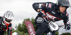 Blackpool hosts latest British BMX Series rounds