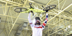 British Cycling confirms the riders selected for the UCI BMX Supercross World Championships 2019