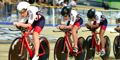 Gold rush for Great Britain Cycling Team at the 2016 UEC Track Juniors and U23 European Championships