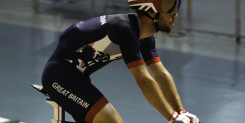 Gallery: Team GB track cyclists train in Newport ahead of Rio Olympic Games