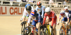 Superb omnium world cup silver for Nelson