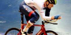 Guide: Great Britain Cycling Team at the 2017 UCI Para-cycling Track World Championship