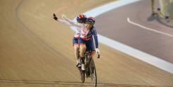 Golden Sunday for Great Britain Cycling Team
