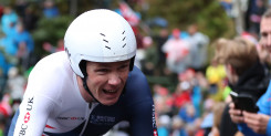 Brilliant bronze for Froome in Bergen