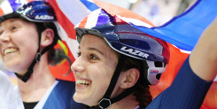 Super Saturday in Manchester for Great Britain Cycling Team