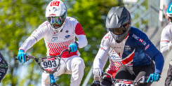 British Cycling confirms team for the UCI BMX World Championships