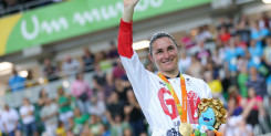 World Cup experience set to be 'huge' for para-cyclists - Storey