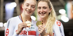Laura Kenny looks forward to London buzz