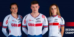 British Cycling and Kalas reveal Great Britain Cycling Team new-look kit