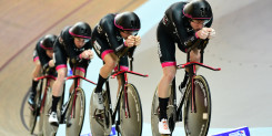 A host of international champions set to ride at next month's TISSOT UCI Track Cycling World Cup in London