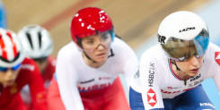 Kenny rounds off World Cup with perfect omnium showing