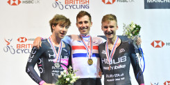Archibald retains National Individual Pursuit title John Archibald