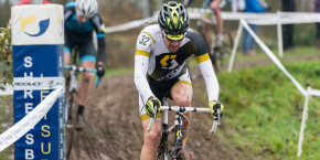 Get into cyclo-cross