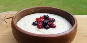 Porridge: the foundation of your pre-ride breakfast