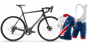 Winner announced: Cervelo R3 Disc and GBCT replica kit