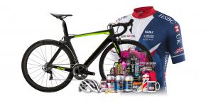 Win the ultimate cycling bundle