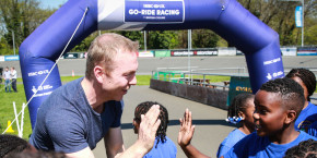 HSBC UK Go-Ride and Evans Cycles get kids active this summer
