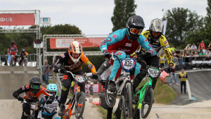 Shriever and Manaton star in HSBC UK | BMX National Series