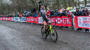 James and Merlier on top again as HSBC UK | Cyclo-Cross National Trophy hits Bradford
