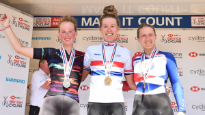 Barnes and Thomas power to time trial success at HSBC UK | National Road Championships, while Tanfield takes U23 title