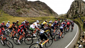 Welsh Stages of the Tour of Britain launched at the Royal Welsh Show