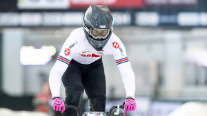 Isidore reaches Argentina final in penultimate race of BMX season