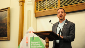 Made to move: Chris Boardman presents walking and cycling report to MPs