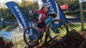 Field and Harnden sail to Shrewsbury success in HSBC UK | Cyclo-Cross National Trophy