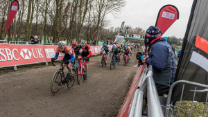 Seven champions crowned on first day of HSBC UK | National Cyclo-Cross Championships