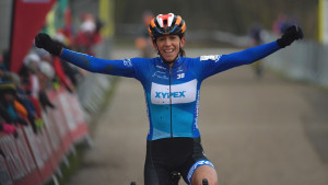 Wyman wins tenth title as Ferguson gets first at 2018 HSBC UK | National Cyclo-Cross Championships