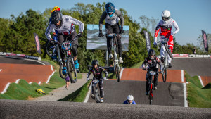 Whyte and Shriever cruise through qualifying at Rock Hill UCI BMX Supercross World Cup